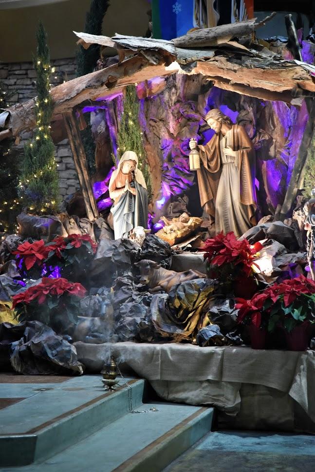 Hình Ảnh Lễ Vọng Giáng Sinh 2020